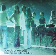 Boards Of Canada - Music Has The Right To Children (LP) (VG/EX)