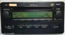 03 04 05 06 07 TOYOTA Sequoia Tundra AM FM Radio Stereo CD Player Factory OEM