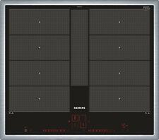 Induktionskochplatte SIEMENS EX645LYC1E IQ700, 60 cm, (*2% Sofortrabatt)