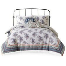 Jessica Simpson 3 Pc Gemma King Size Comforter Set New Paisley Print