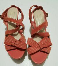 Ladies M&S Autograph Wedges Shoes Sandals Size 6.5 (New)