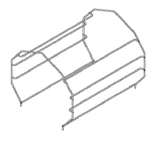 New Midmark Ritter M9 Autoclave Tray Rack Rpi Mir208 030 0710 01 050 3691 0
