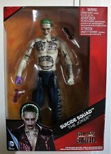 DC Comics Mattel Suicide Squad THE JOKER figure
