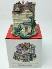 Liberty Falls The Clark Mansion American Collection Ah40 in box