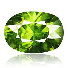 2.38ct Eye Clean 100% Natural earth mined green color demantoid garnet russian