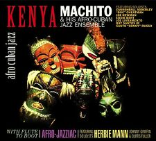 Machito & His Afro-Cuban Jazz Ensemble: Kenya + With Flute To Boot 2 Lps On 1 CD