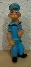 """Vtg POPEYE The Sailor 50s Nostalgic 8"""" Romay Toy Figure King Features Syndicate"""