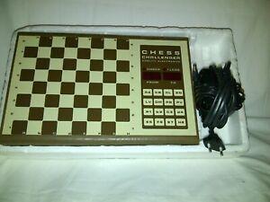 Chess challenger series fidelity electronics Model BCC sans boite d'origine