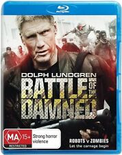 Battle Of The Damned (Blu-ray, 2014) New, ExRetail Stock (D144)