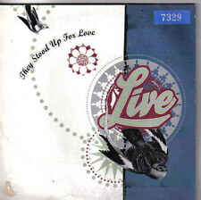 Live-They Stood Up For Love cd single