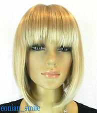 HELLOJF409  charming BOB style (5 colors) short Straight Wig hair  wigs for wome