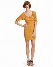 Catherine Malandrino NWT  $445  Pointelle Knit Sweater Dress 10