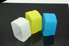 White+bule+Yellow Flash Diffuser Kits 4 HVL-F42AM Flash