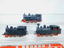 By326-1 #3x Märklin H0/Ac Steam Locomotive / Tender: 89 066 +3029 Etc.