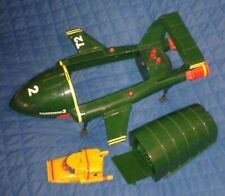 1992 *** GIANT 42 cm THUNDERBIRD 2 & 4 *** THUNDERBIRDS MATCHBOX