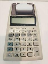 Vintage Casio HR-8TE Tax & Exchange Printing Calculator R