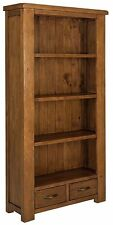 Solid Wood Bookcases, Shelving and Storage