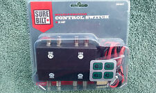 12 volt pressure touch switch, 4 button ,4 circuit ( multifunction 20 amp )