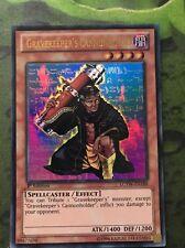 Yu-Gi-Oh! YuGiOh Gravekeeper's Cannonholder - LCYW-EN188 - Ultra Rare Legendary