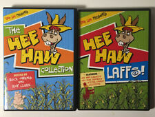 Time Life - The Hee Haw Collection (7 Disc Set), AND Hee Haw Laffs! on DVD