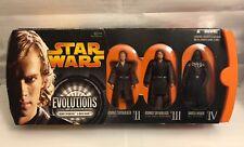 Star Wars: Episode Iii Revenge of the Sith Evolutions: Anakin Skywalker to Vader