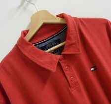 cad0eaab06 Mens Tommy Hilfiger Jeans Polo Shirt Size XL XXL Original   PS122