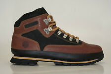 Timberland Euro Hiker Boots Size 42 US 8,5M Men's Hiking Shoes Lace Up