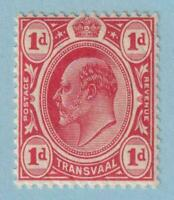 TRANSVAAL 282  MINT NEVER HINGED OG ** NO FAULTS EXTRA FINE!