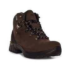 100% Leather Walking, Hiking, Trail Lace Up Boots for Women