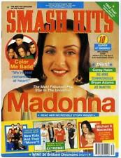 July Smash Hits Music, Dance & Theatre Magazines in English