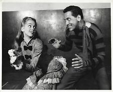 "Barbara Cook ""CAROUSEL"" John Conte / Rodgers & Hammerstein 1954 Press Photo"
