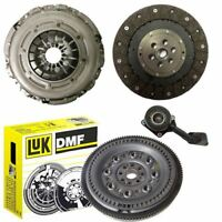 LUK DUAL MASS FLYWHEEL, CLUTCH KIT AND CSC FOR A FORD MONDEO TURNIER 1.8 TDCI