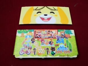 Animal Crossing Face Plates for the Nintendo 3DS