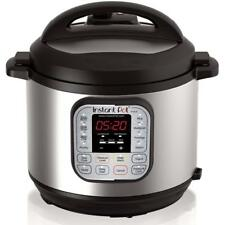 Instant Pot Duo60  7 Multi Functional Pressure Cooker 1000w 6qt Stainless Steel