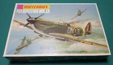 Matchbox Spitfire MK.IX 1/72 Scale Model Kit,Complete