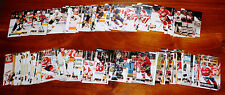 1992-93 Pro Set Hockey Cards. 1-4 cards for $1.00; $0.25 per card after first 4
