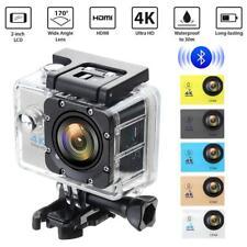"""4K Ultra SJ9000 Wifi Sport Action Camera 2.0"""" DV 1080P HD Cam DVR Waterproof GL"""