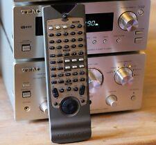 Chaine hi-fi éléments séparés TEAC A-H300 ampli + T-H300 tuner + telecommande