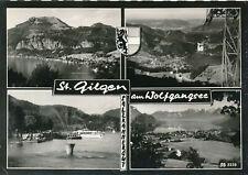 AK aus St. Gilgen am Wolfgangsee, Mehrbildkarte, Salzburg  (K18)