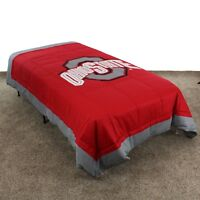 Ohio State Buckeyes Comforter Only - Twin, Full, Queen or King