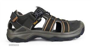 Teva Omnium 2 Black Olive Sport Sandals Mens Size 11.5 *NEW*