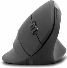 New listing Speedlink - Piavo - Wireless Vertical Usb Mouse - 1600 Dpi Black
