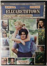 Elizabethtown (Dvd, 2006, Full Screen) Orlando Bloom, Kirsten Dunst