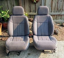 Jeep Cherokee front bucket seats excellent condition from 97 Sport