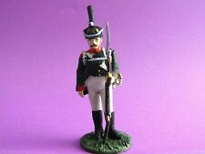 Soldat de plomb russe du 1er empire infanterie de ligne 1812 - Toy soldier