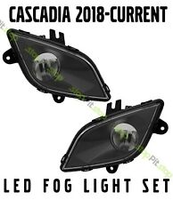 New Body Freightliner Cascadia Fog Light Set 2018 2019 2020 Pair LED Left Right