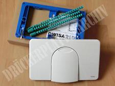 WISA MODELL 2100 weiß Betätigungsplatte