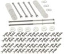 POLISHED SS BED STRIP BOLT KIT DOES ANGLES SWB STEPSIDE 67-72 CHEVY GMC TRUCK
