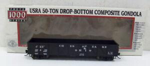 Proto 1000 23953 Chesapeake & Ohio #29855 50 Ton Composite Gondola LN/Box