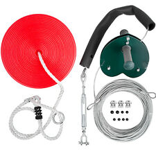 100' Eagle Series Seated Zipline Kit